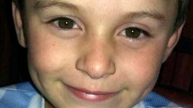 Luciano tenía 6 años y fue atropellado por un patrullero en San Martín el mes pasado