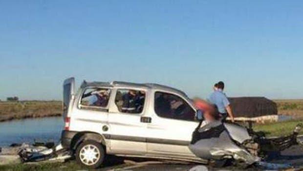 Choque fatal cerca de Laboulaye deja cinco muertos
