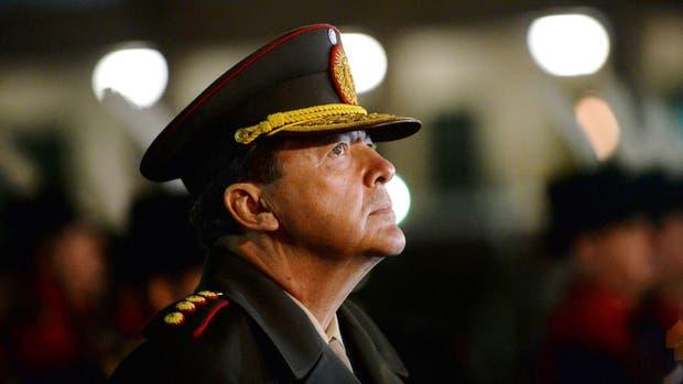 Una escucha asocia al ex jefe del ejército, César Milani con el manejo de una red ilegal de espionaje