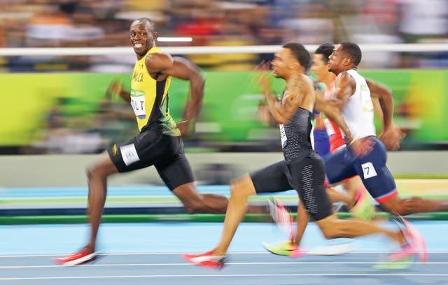 Lo que más se va a extrañar de Bolt será su personalidad y la manera en la que disfrutaba el deporte