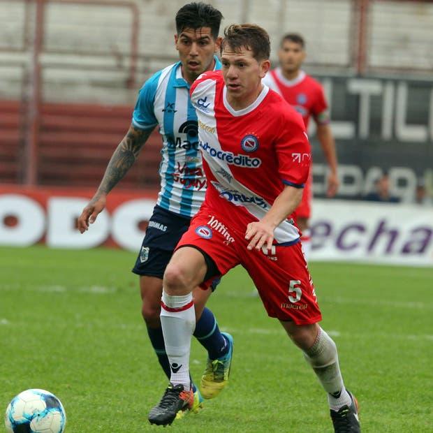 Esteban Rolón es el símbolo del equipo