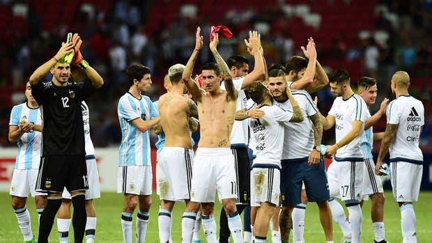 Argentina quedó tercera en el ranking FIFA