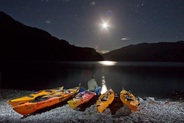 Lago Krüger. Foto: Gustavo Castaing