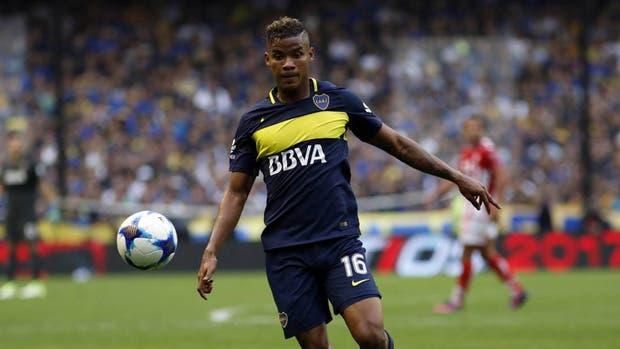 Wilmar Barrios sufrió fractura y podría ser baja en Boca Juniors