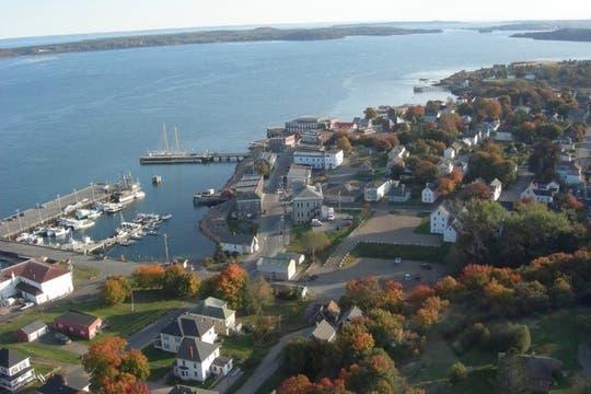 Bahía de Fundy.