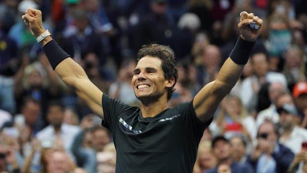 El gran campeón de US. Open