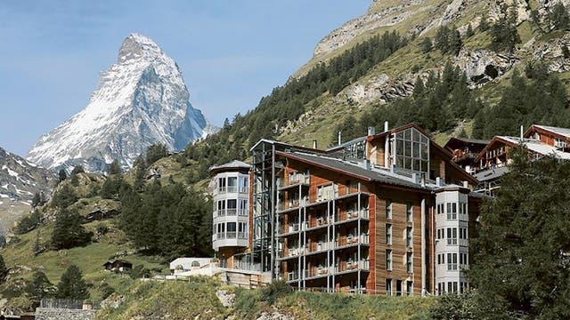 The Omnia, en Zermatt, Suiza