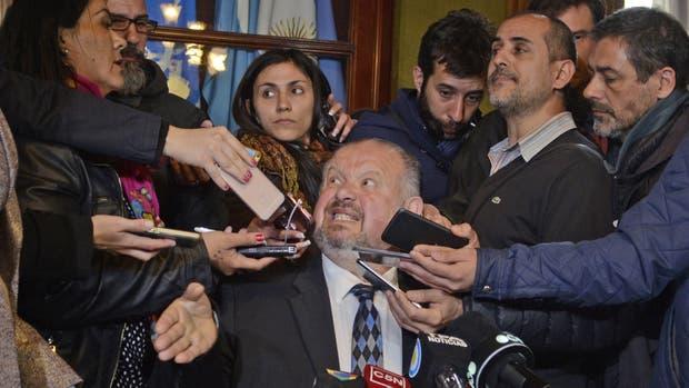 """Gustavo Zorzoli, rector del colegio Nacional Buenos Aires, explicó que """"no amerita una suspensión"""" para el joven acusado"""
