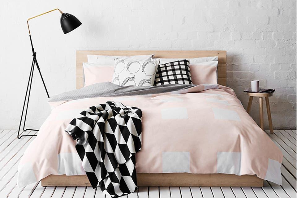 Diseño simple y moderno para tu cuarto