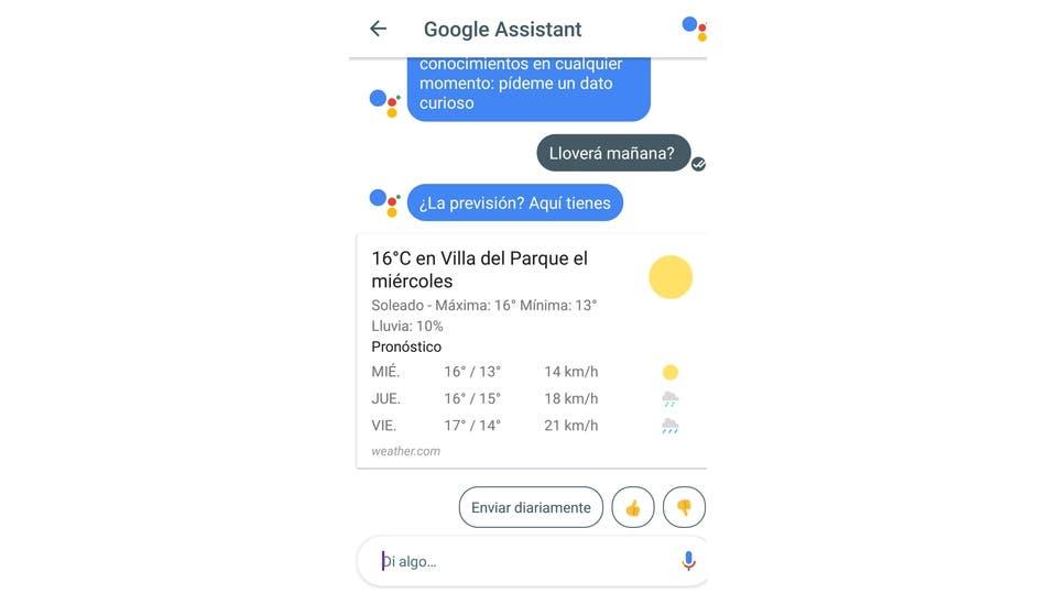 Google Assistant ya está disponible en español, pero sólo en Allo por ahora