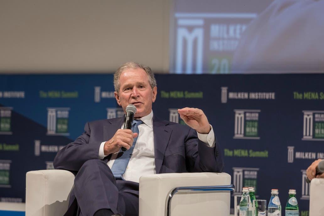 Rusia interfirió en elección de Estados Unidos: Bush