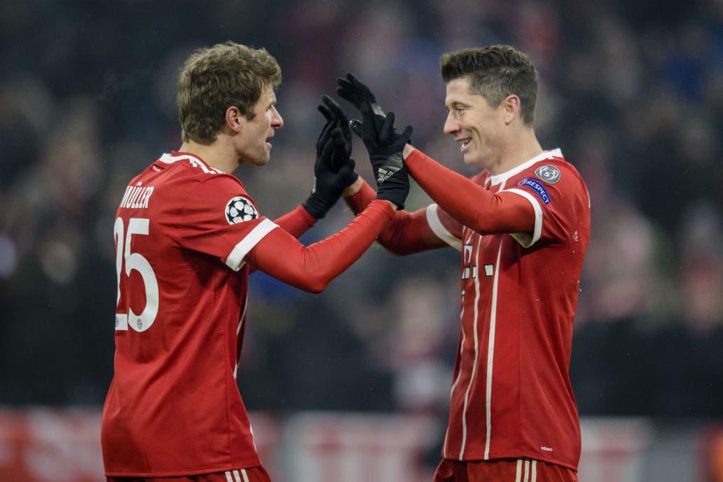 Bayern Munich confirma lesión muscular de James