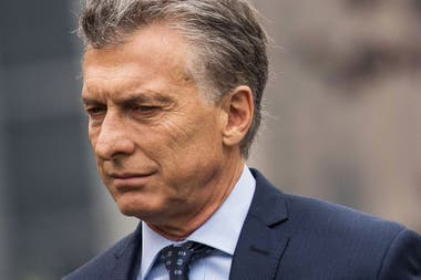 The president of the nation Mauricio Macri, faced with a series of economic and political challenges
