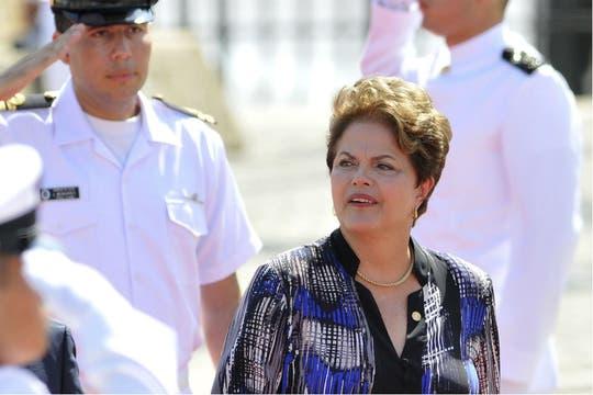 La presidenta de Brasil, Dilma Rousseff. Foto: EFE