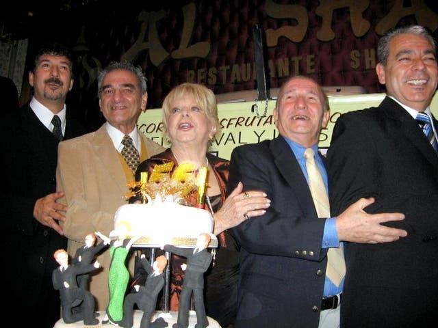 En el 50 aniversario de los Cinco Latinos