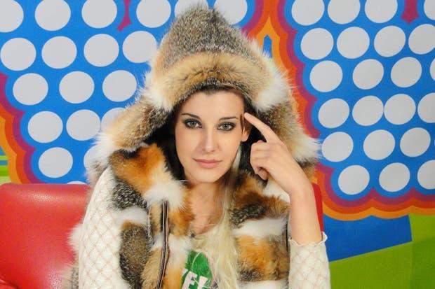 Charlotte Caniggia, la nueva participante exótica del show de Tinelli