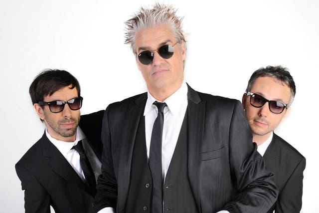 La nueva formación de CQC: Clemente, Pettinato y Diego Iglesias