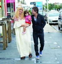 Adrián Suar y Griselda Siciliani celebran su amor
