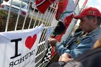 """La salud de Michael Schumacher: """"Hay pequeños progresos que dan esperanzas"""""""