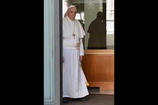 """""""Muchos deberían no solamente sacarse una foto, sino leerlo [a Jorge Bergoglio]"""", sentenció la Presidenta.. Foto: EFE"""