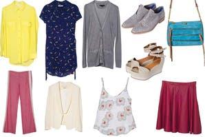 10 prendas para 10 looks casuales