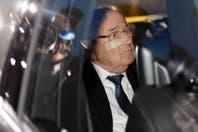 Joseph Blatter recurrió al Tribunal del Deporte y apeló su suspensión