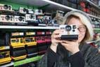 Deconstrucción de un objeto: la vieja Polaroid