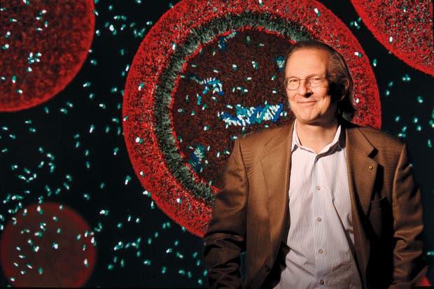 Jack Szostak, premio Nobel de Fisiología o Medicina 2009, acaba de pasar por Buenos Aires