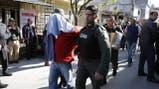 VIDEO: Diez detenidos en un megaoperativo antidrogas