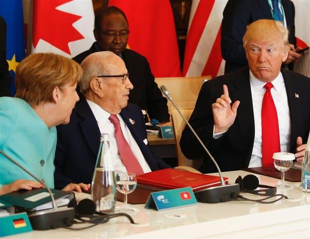 Trump decidirá la próxima semana respecto al Acuerdo de París