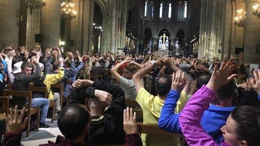 El atacante de Notre Dame se habría radicalizado solo y por Internet