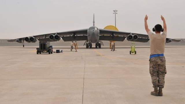 La base aérea de Al Udeid, en Qatar, es la más importante de EE.UU. en Medio Oriente.
