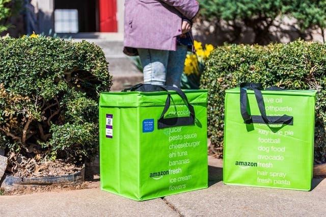 AmazonFresh revoluciona el modelo de comercialización de supermercados