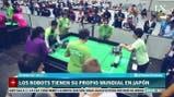 Arrancó en Japón la RoboCup, el Mundial de fútbol con robots