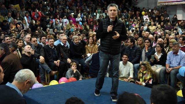 Macri contra el kirchnerismo:
