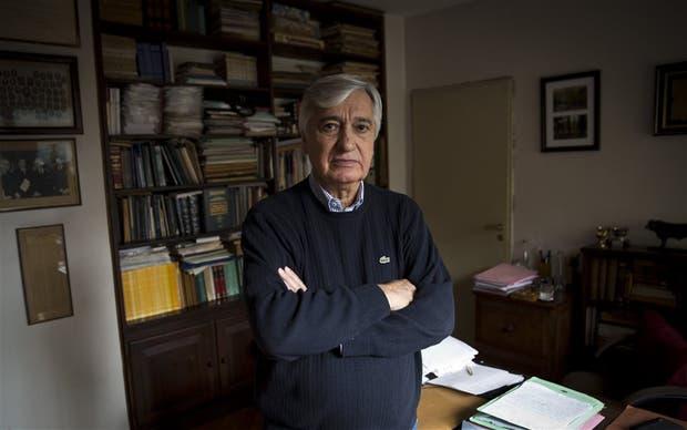 Juan Pedro Merbilhaa, ex presidente de Carbap