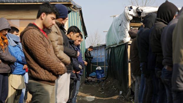 Algunos buscan evitar vivir dentro de containers. Foto: EFE