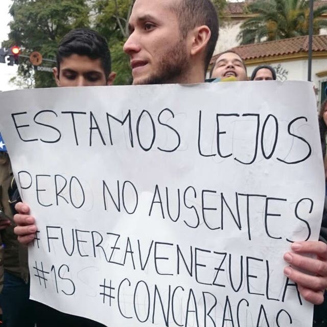 Gobierno español cree que venezolanos apoyaron revocatorio de Maduro