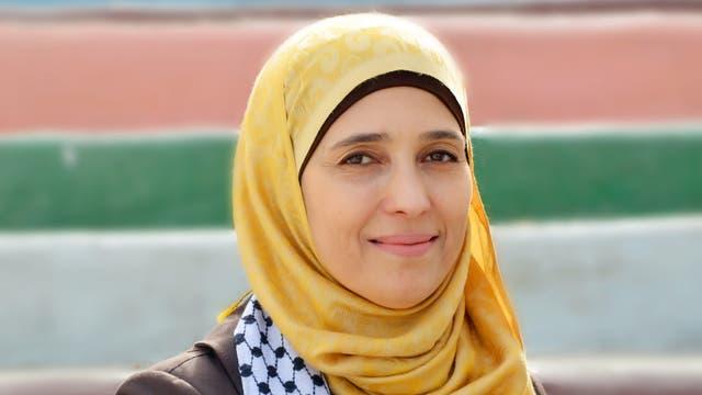 Hanan Al Hroub.