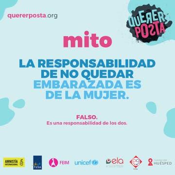 Campaña #QuererPosta. Foto: quererposta.org