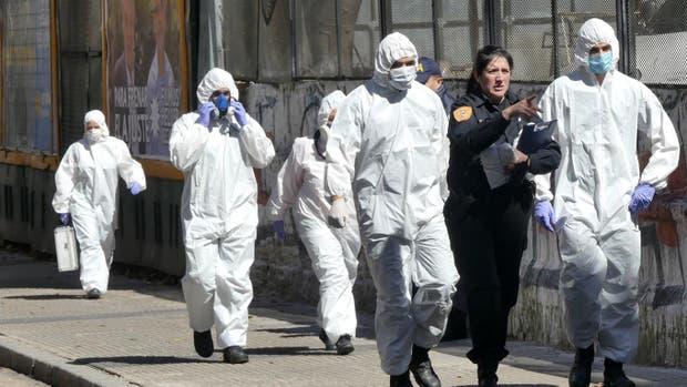 El análisis de ADN se realizará en Córdoba — Maldonado