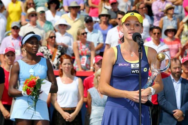 Venus cayó derrotada y terminó en el segundo lugar