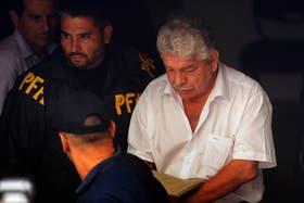 Pedraza fue condenado a prisión hasta el 2026