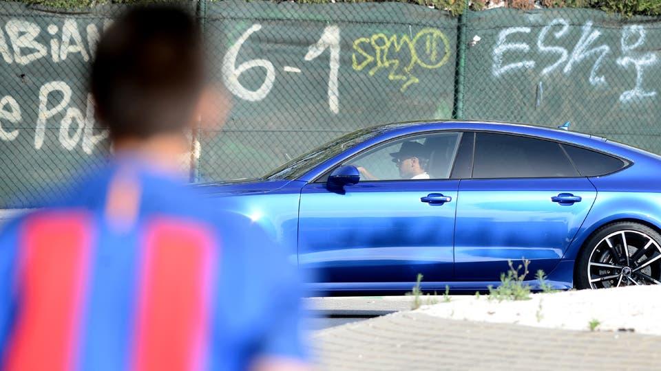 Neymar, su paso por el Barcelona y la amistad con Messi. Foto: Archivo / Adrian Quiroga