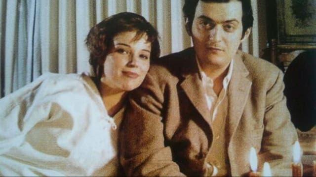 Con su esposa Christiane Kubrick
