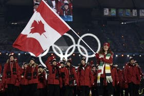 La delegación canadiense cumplió el objetivo en Vancouver