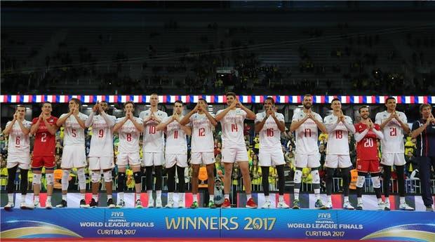 Francia se coronó en Curitiba