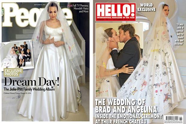 Vestido de novia revista