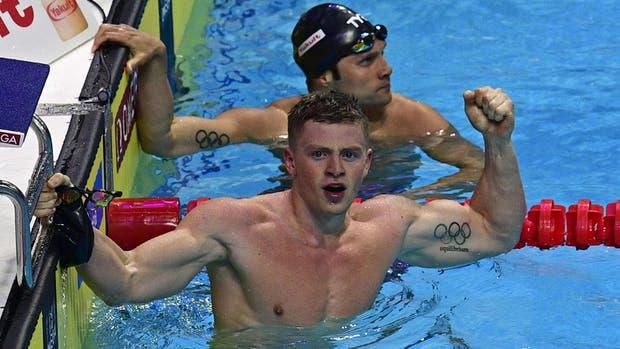 Adam Peaty batió su récord mundial de 50 metros pecho en Budapest