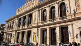 El Teatro del Libertador